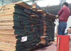 进口板材木料