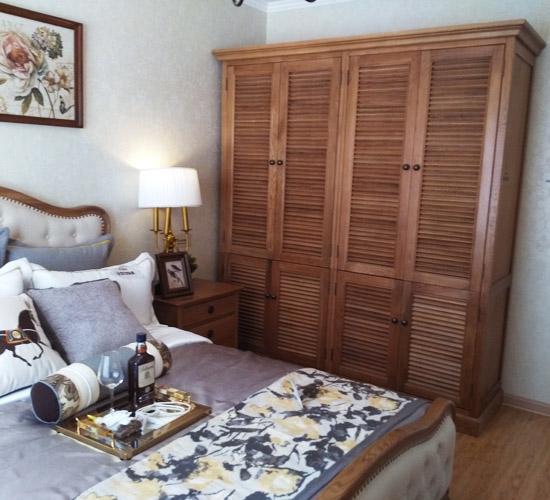 卧室及衣柜1